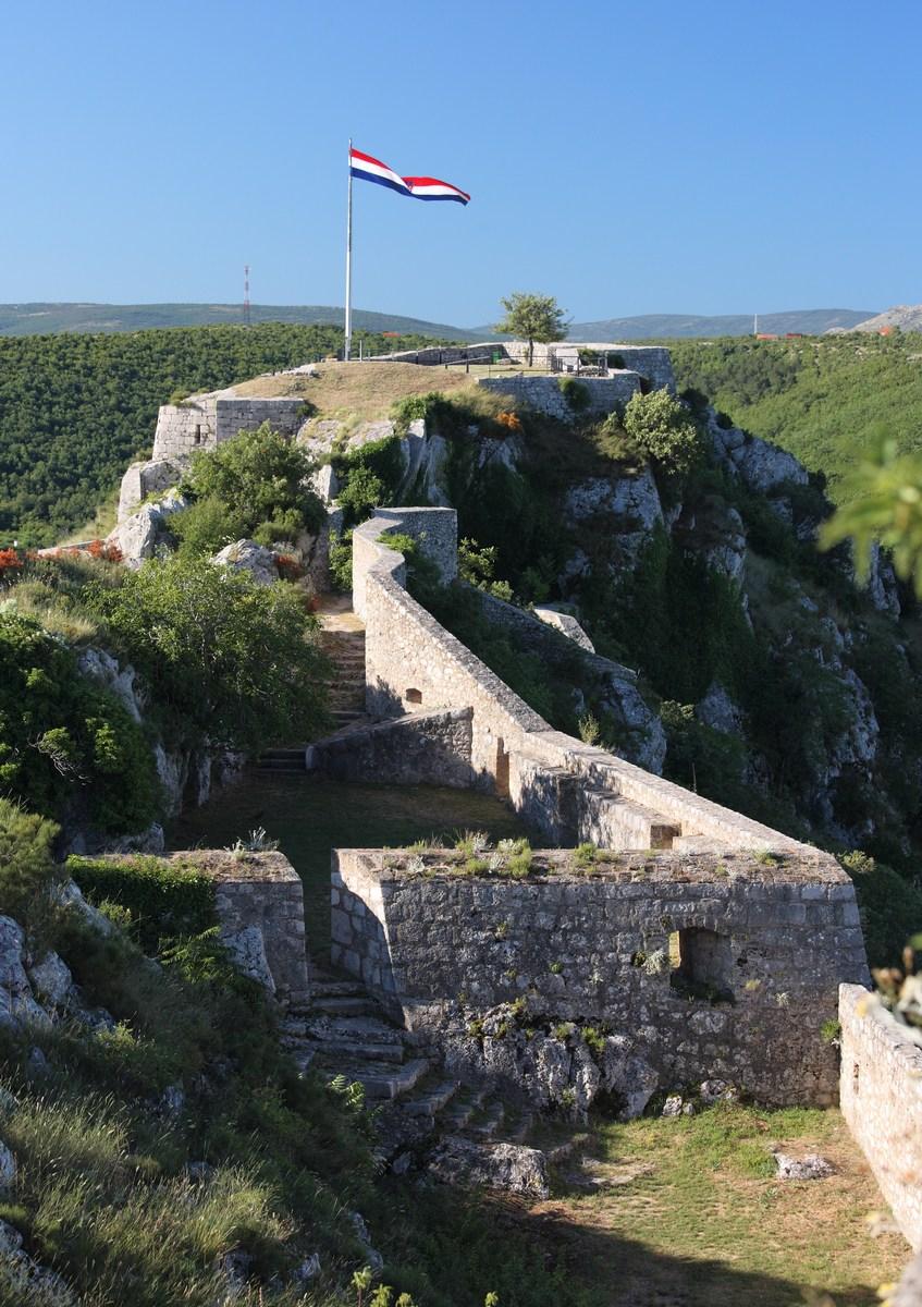 Zastava z obzidjem