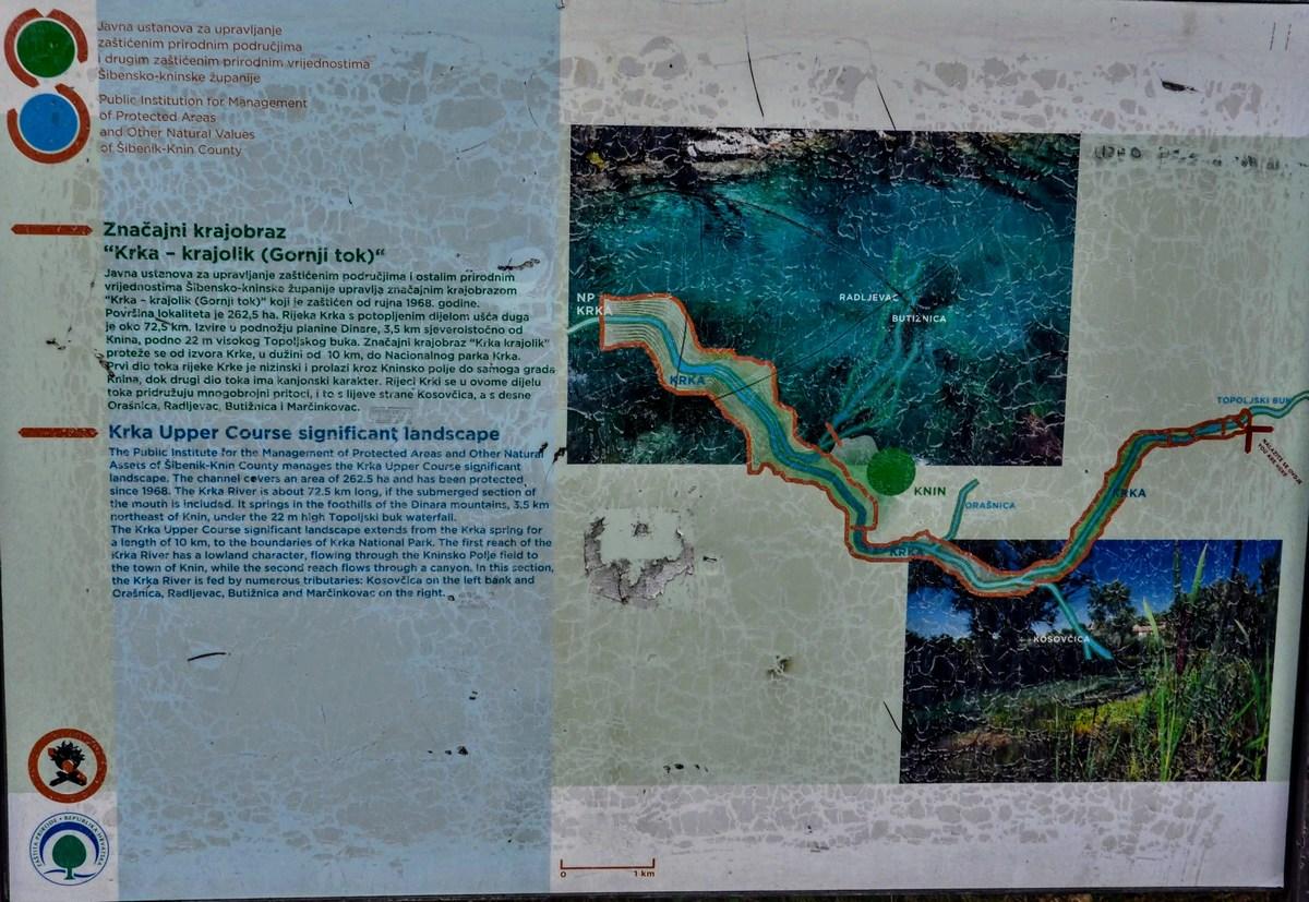 Zgornji tok Krke