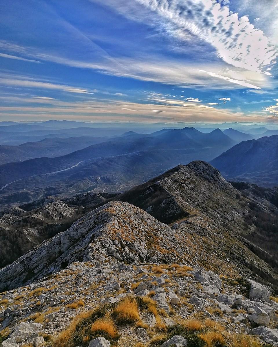 Hribi in planine