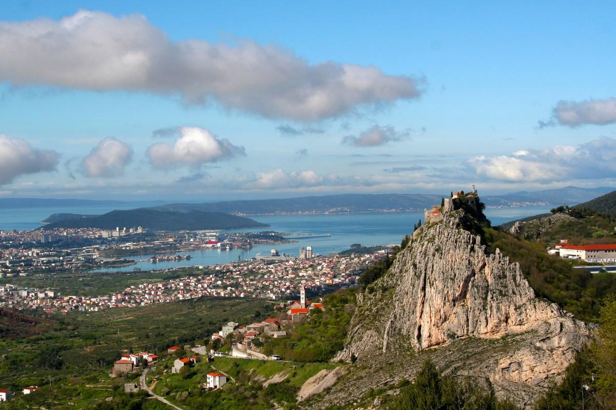 Skala in na skali trdnjava