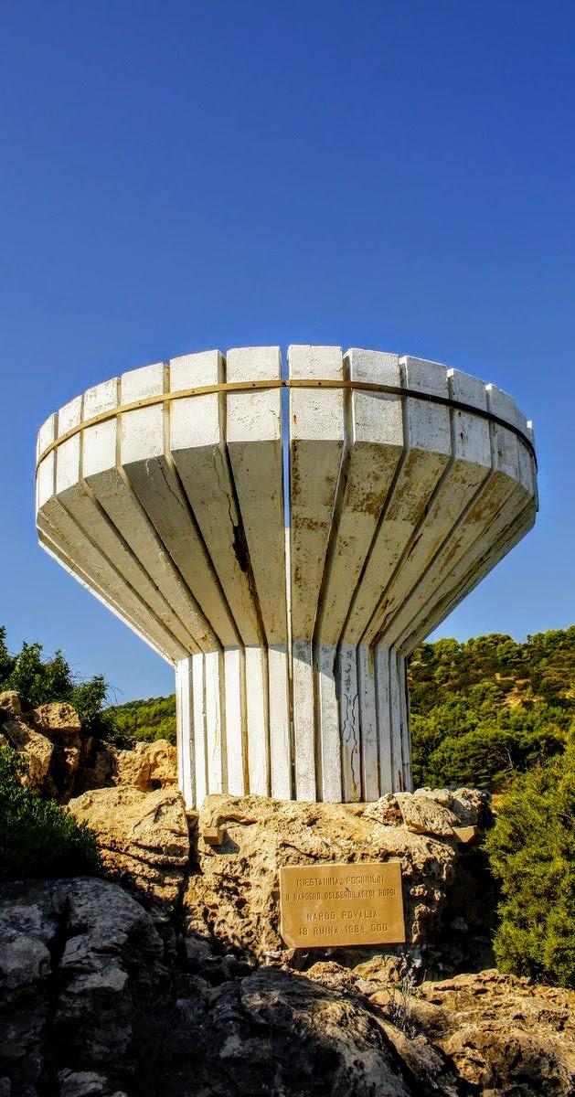 Spomenik padim v drugi svetovni vojni