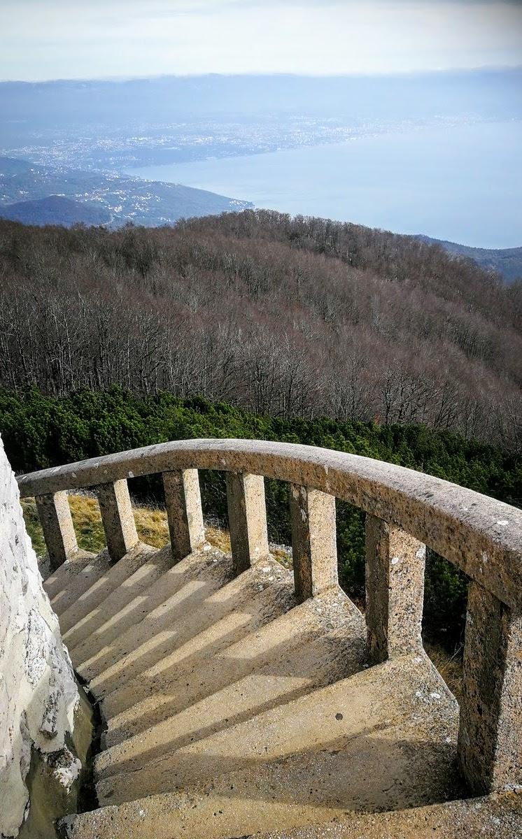 Stolpnice razglednega stolpa