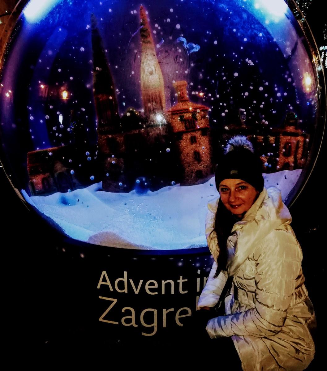 Velika snežna krogla