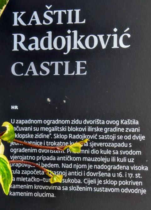 Kaštil Radojković