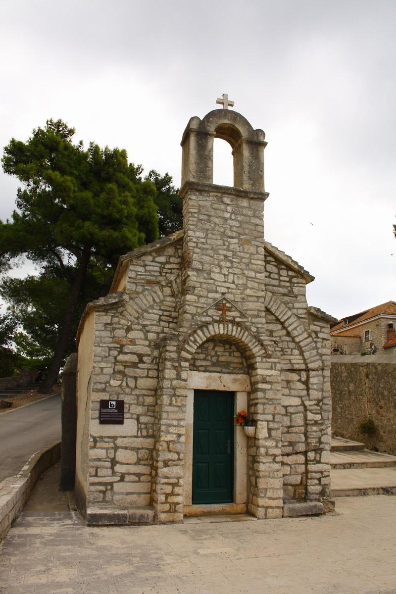 Luštna cerkvica