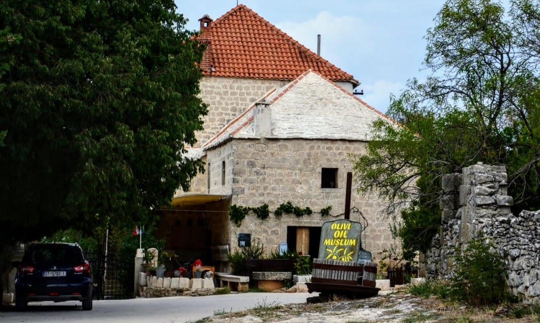 Muzej posvečen olivnemu olju