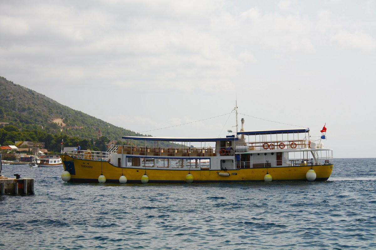 Potniška ladjica