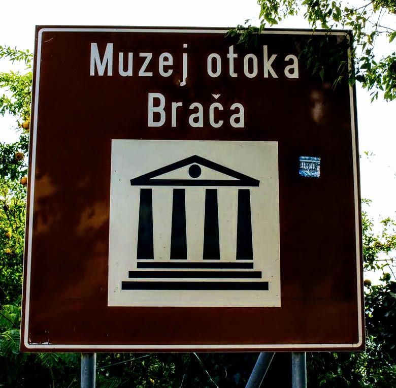 Tabla, muzej otoka Brača