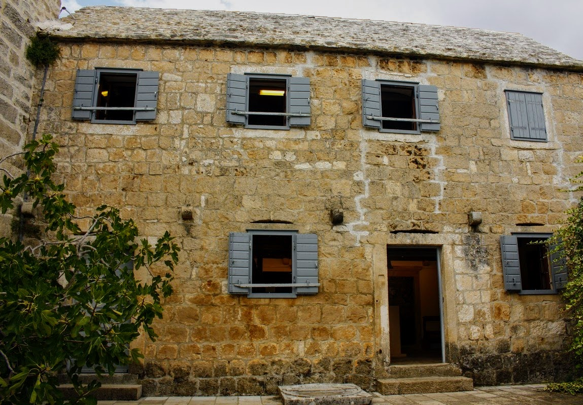 Vhod v muzej