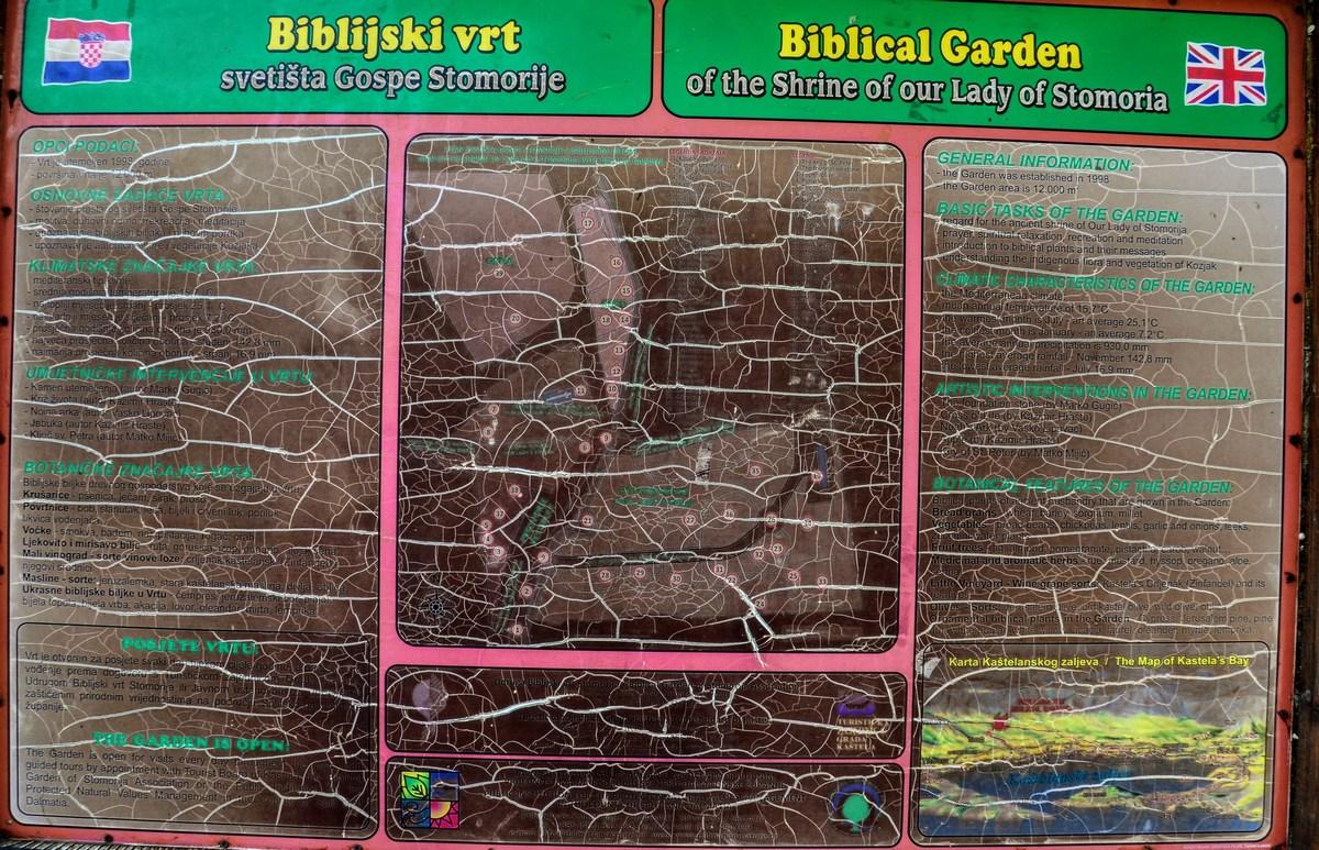 Načrt vrta