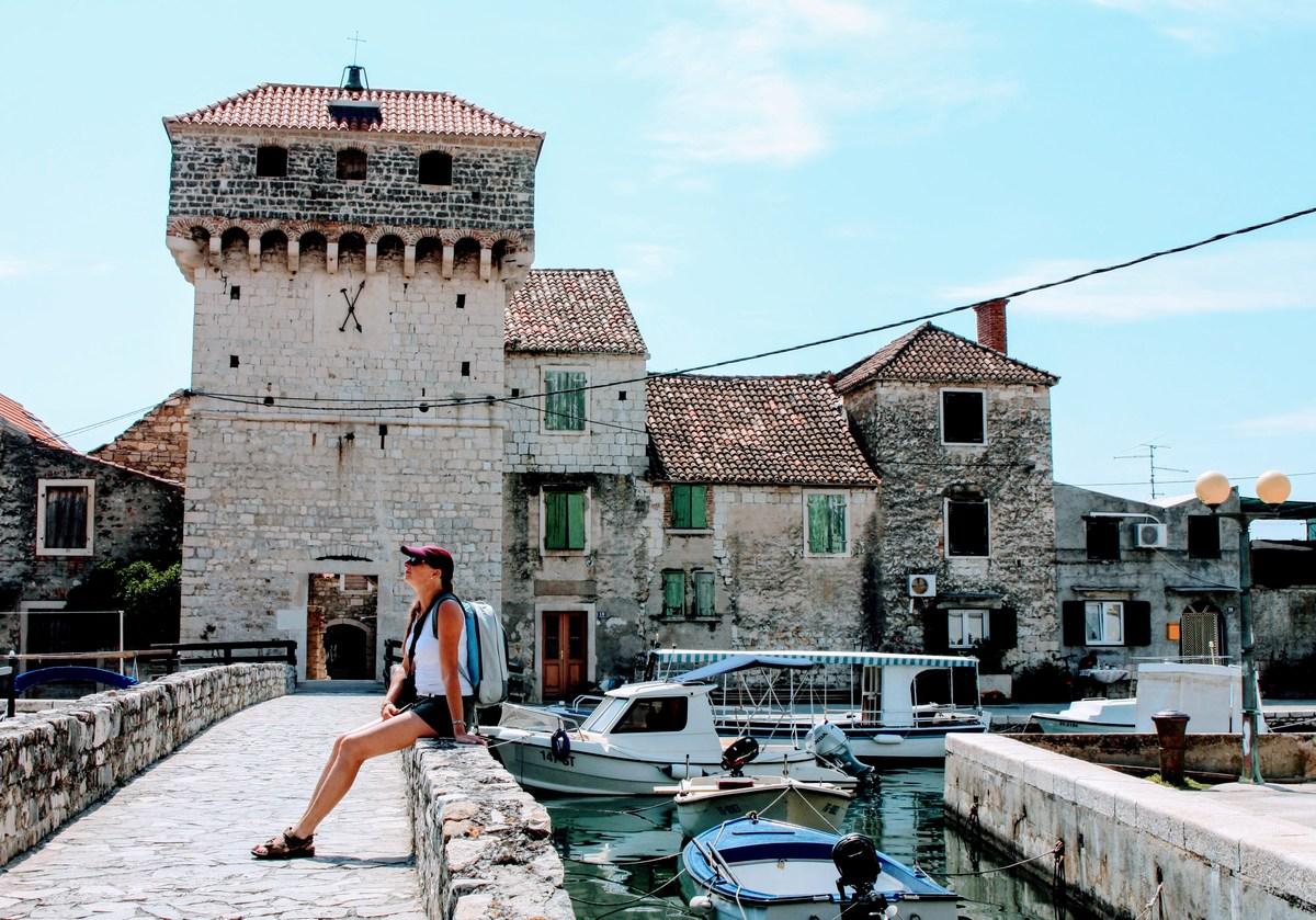 Najbolj znane utrdbe v Kaštelih
