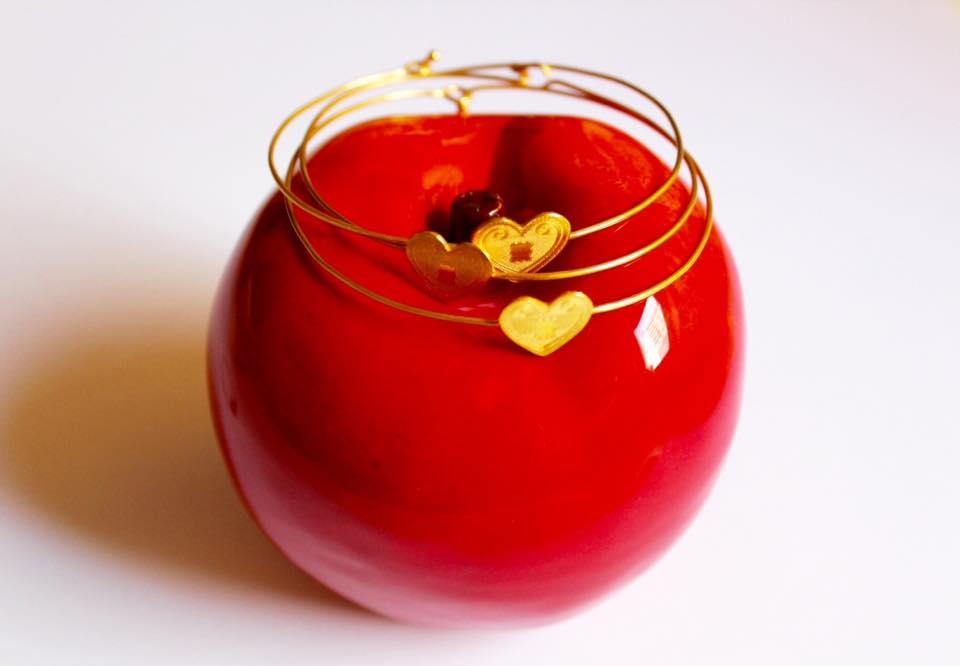 Rdeče in zlato