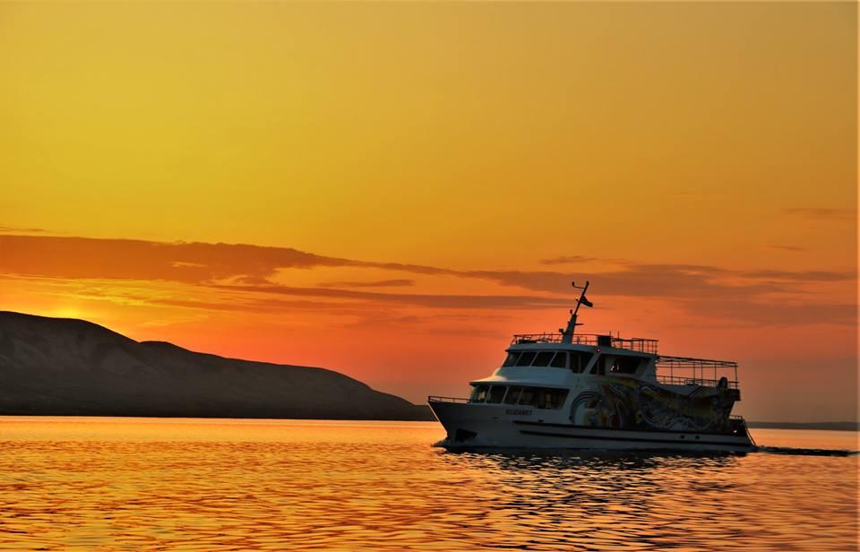 Foto zapisi z otoka Paga