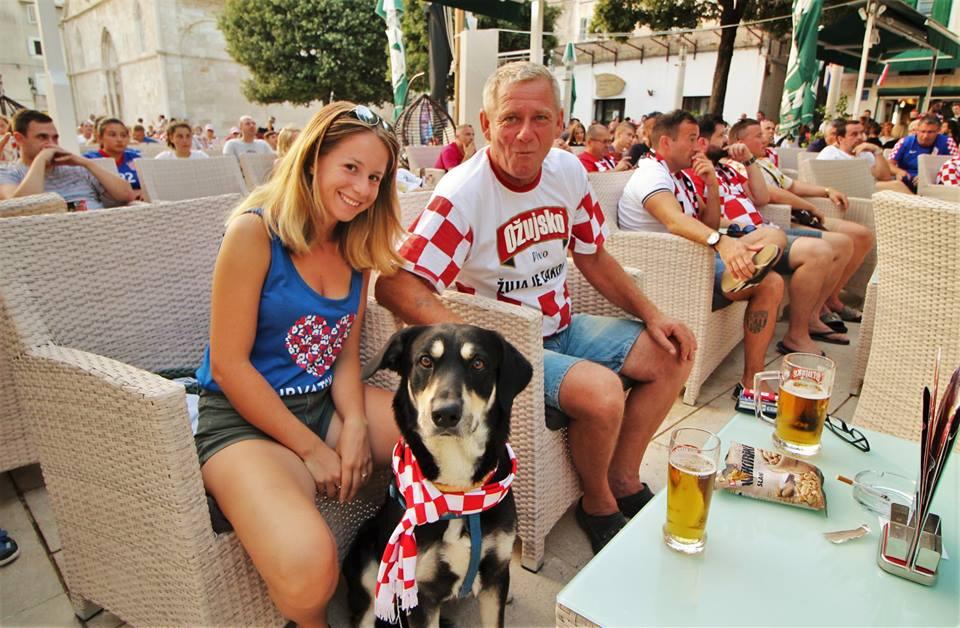 Hrvaški nogometni navijači