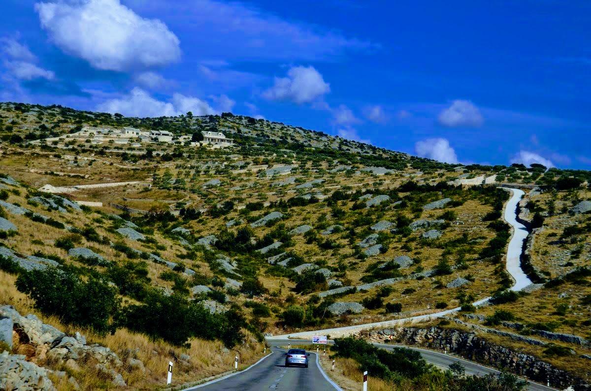 Idilične ceste do Milne