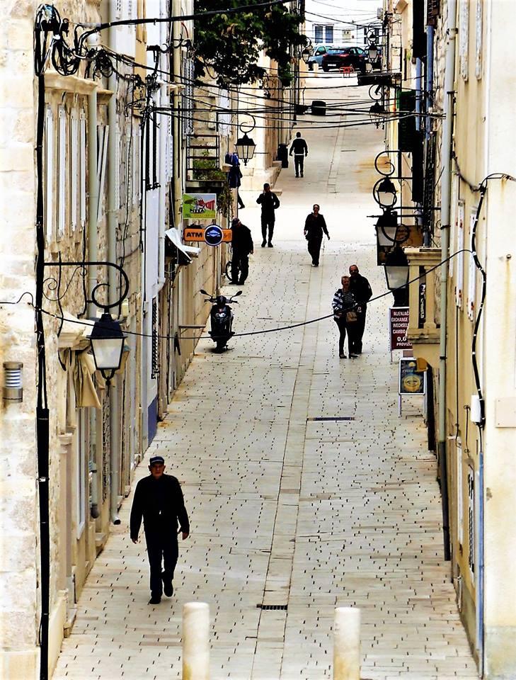 Ulica v Pagu