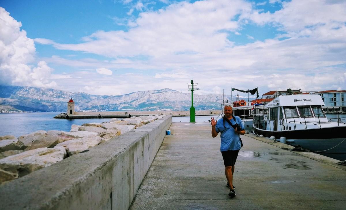 Na foto sprehodu