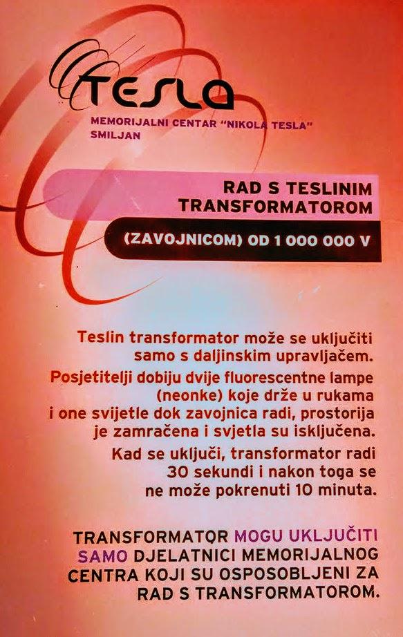 Teslin transformator