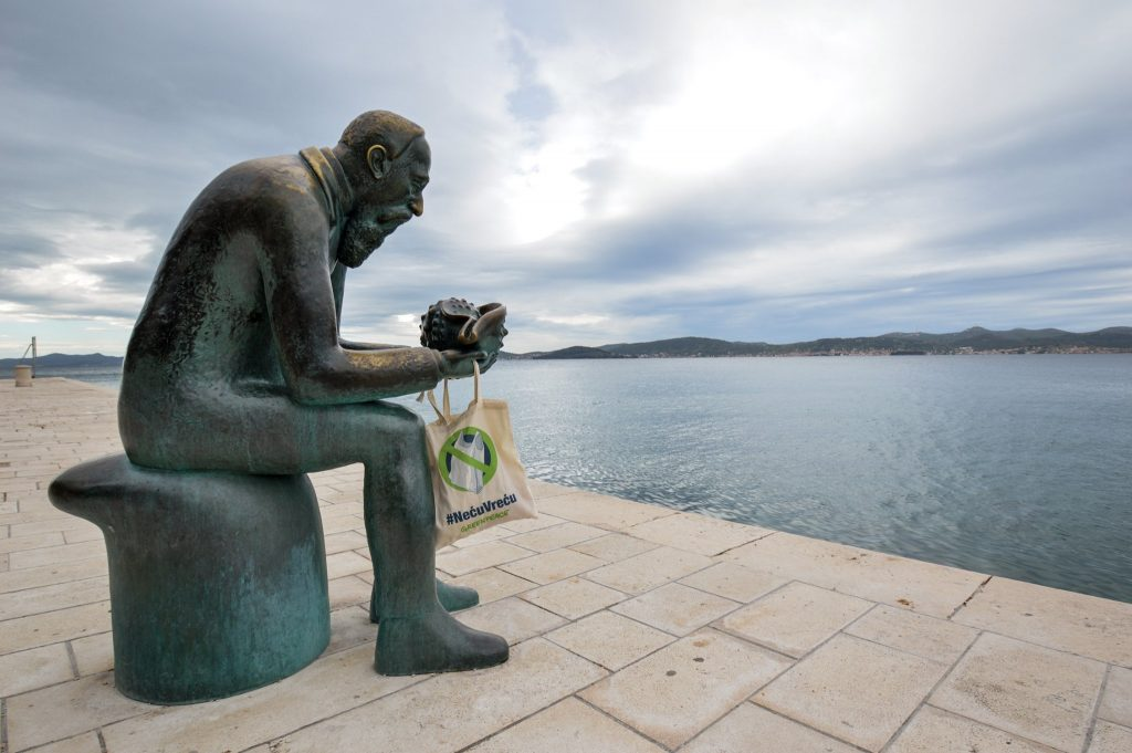 Špiro Brusina, fotografija Mihovil Zrilić, Greenpeace