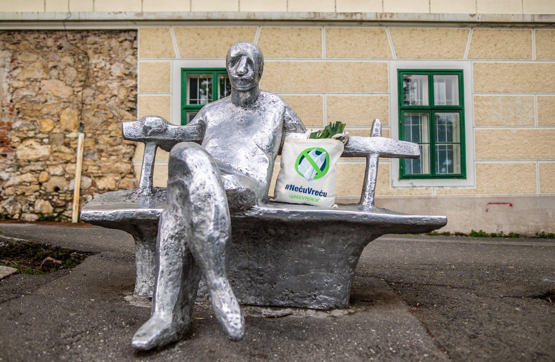 Antun Gustav Matoš, fotografija Nevio Smajić, Greenpeace