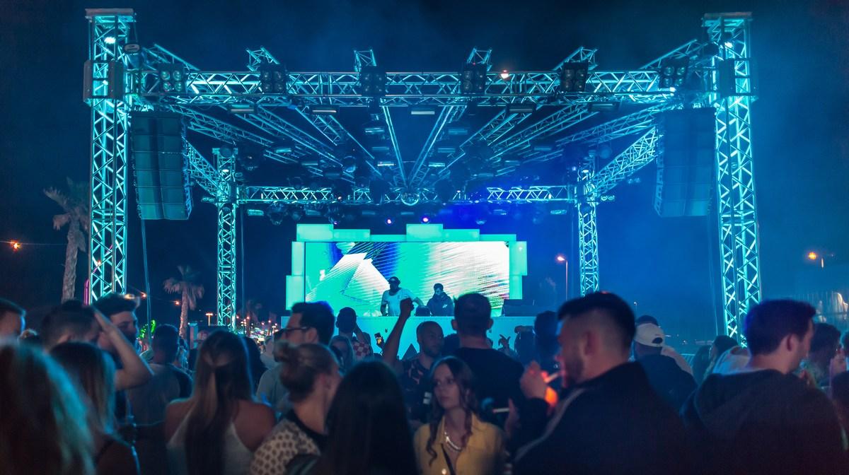 DJ-ji v akciji