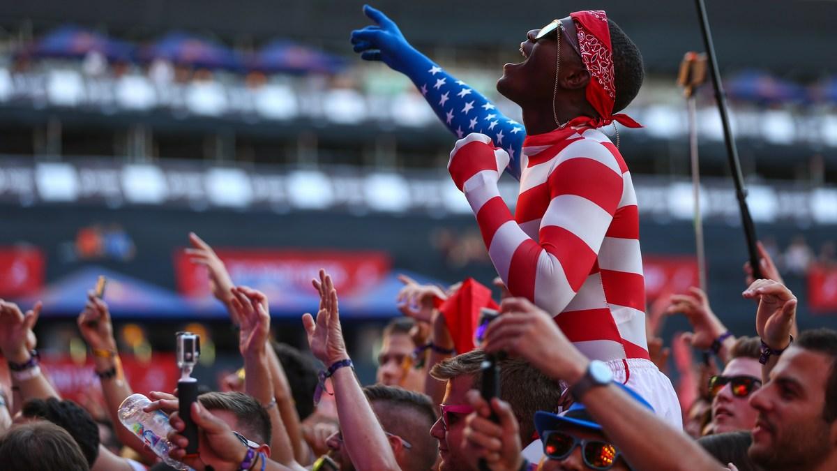 Gospod Amerika na Hrvaškem