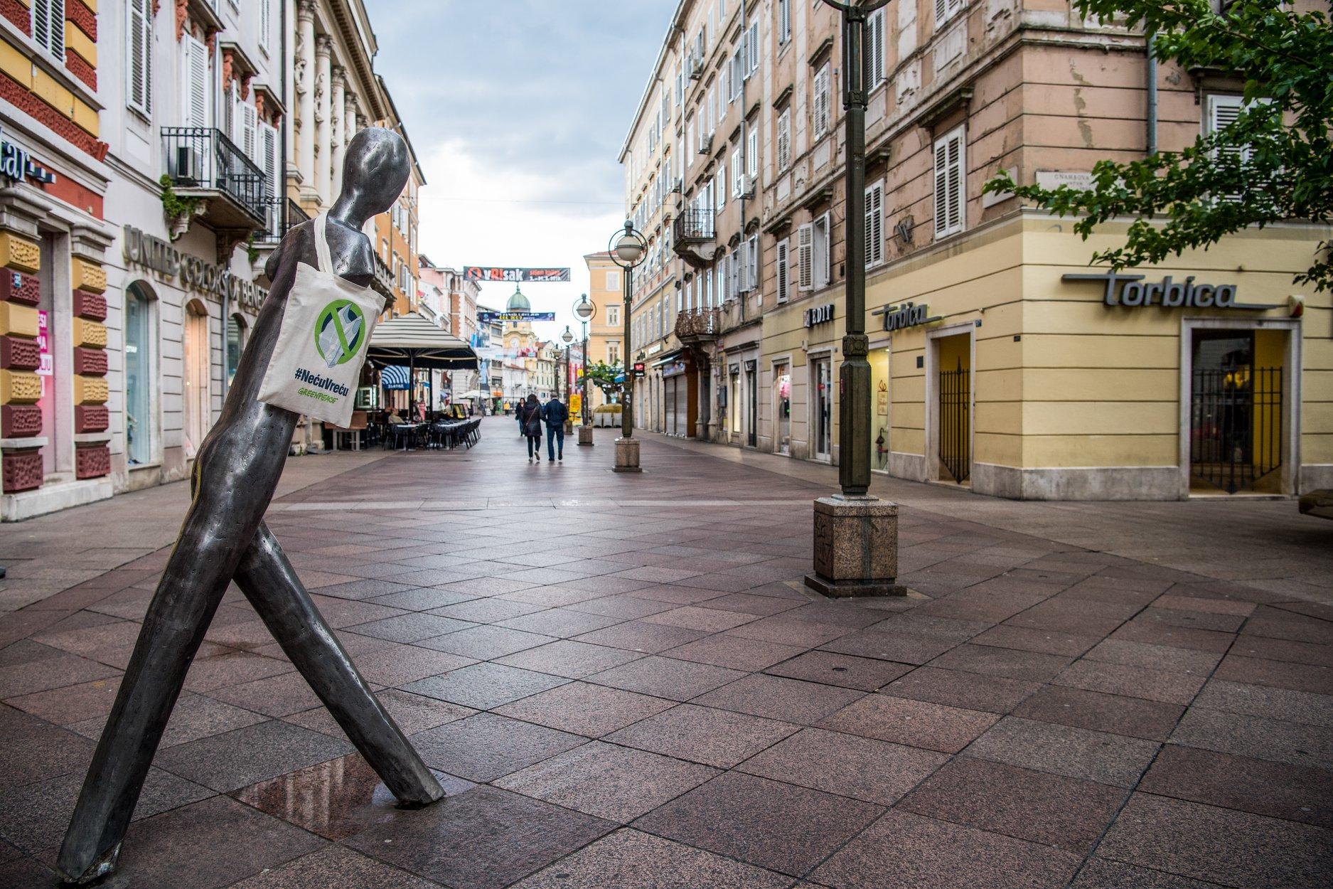 Hodač, fotografija David Kurti, Greenpeace