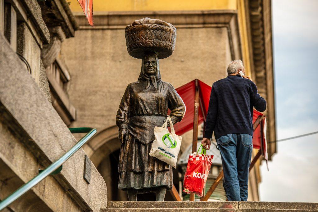 Kumica Barica, fotografija Nevio Smajić, Greenpeace