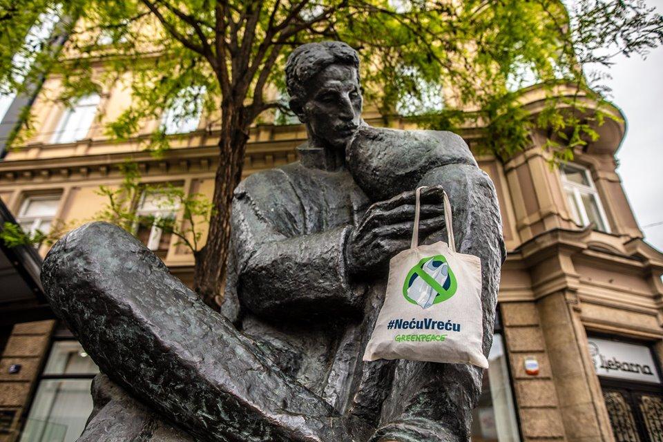 Nikola Tesla, fotografija Nevio Smajić, Greenpeace