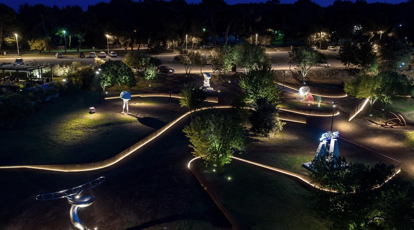 Verudela  Art Park