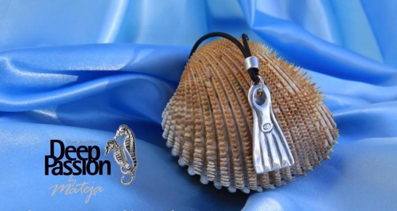 Strastna Mateja ustvarja morski nakit