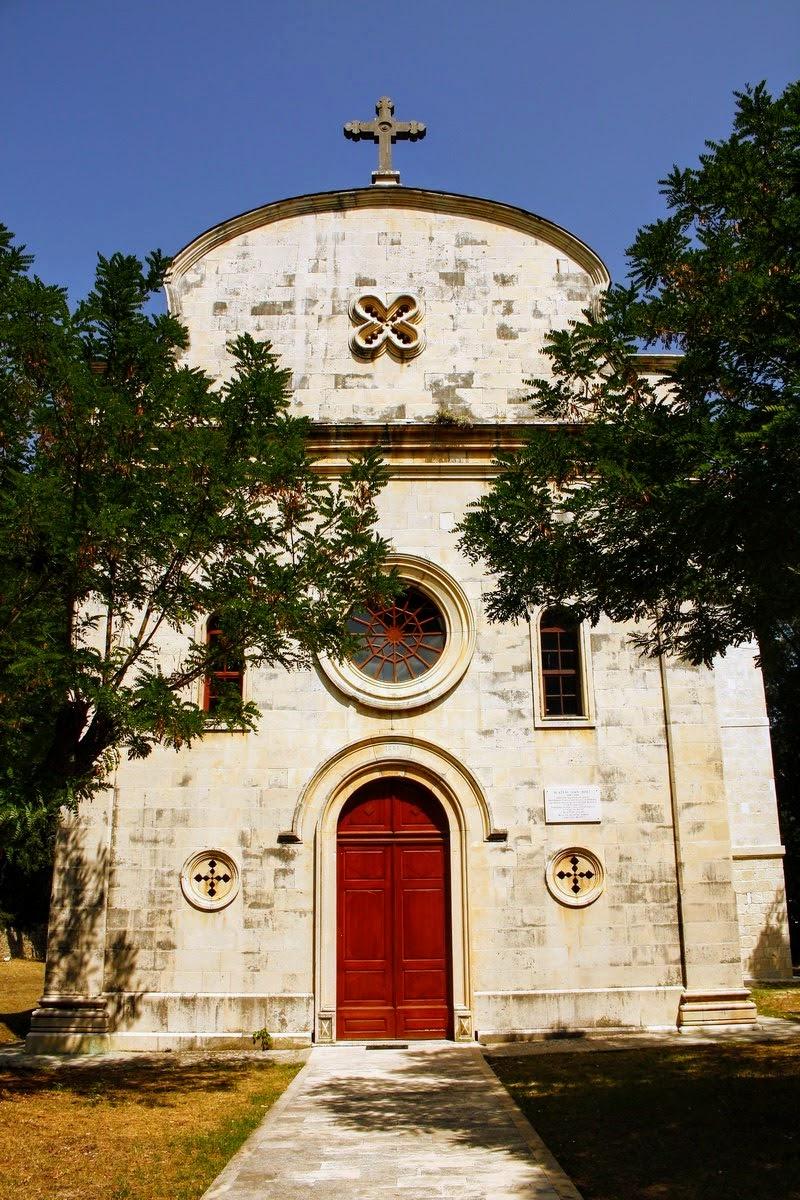 Cerkev, vhod