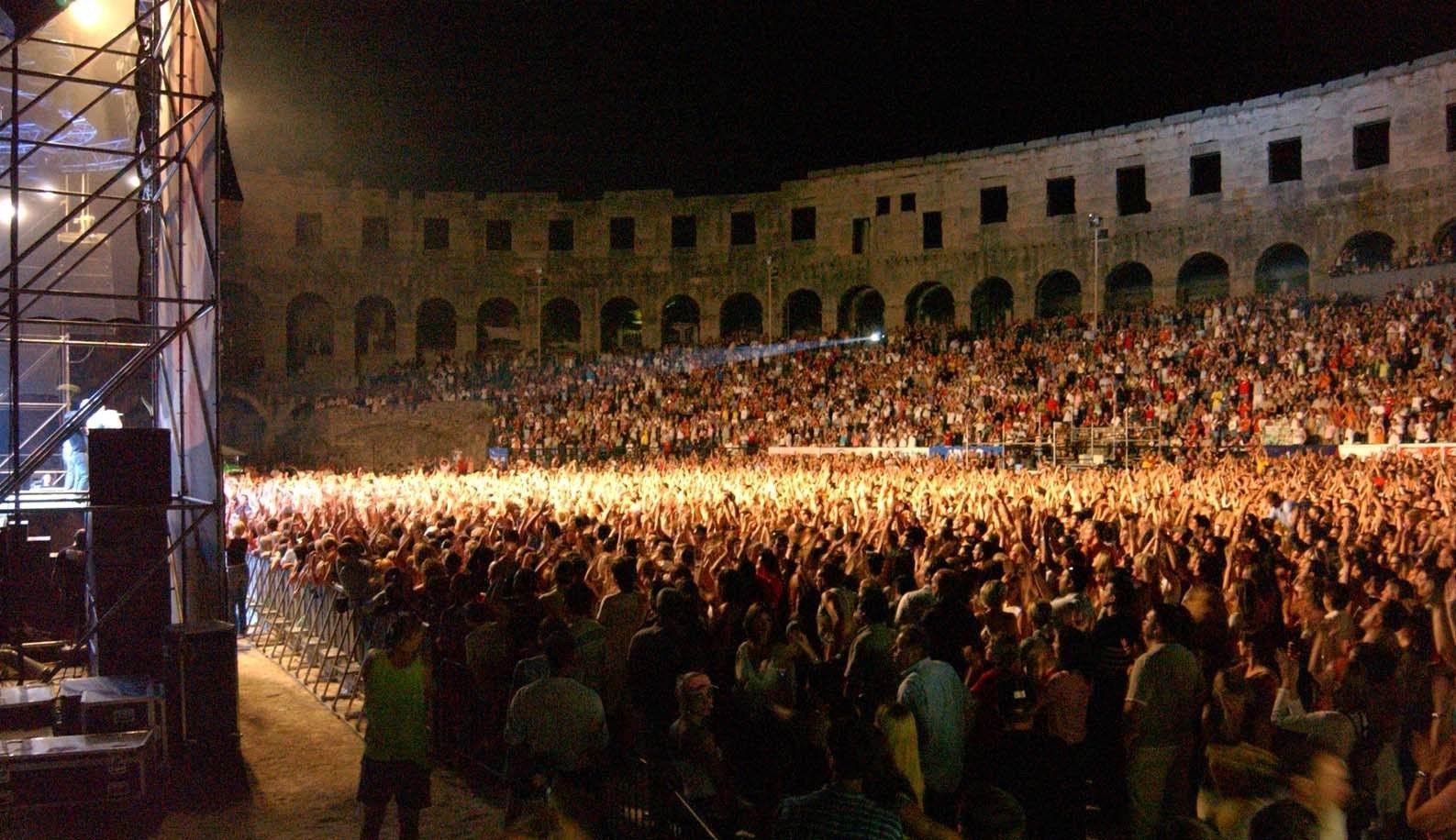 Koncert v Areni