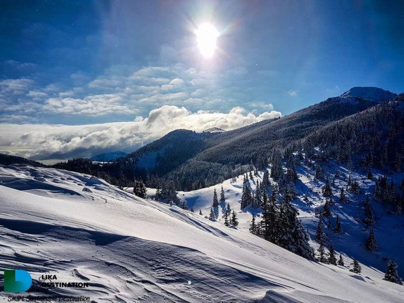 Lika_destination_Sjeverni Velebit zimi_