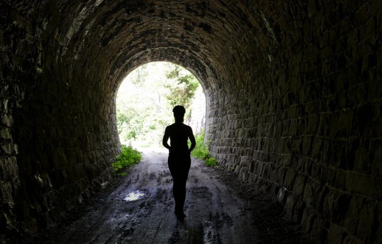 Razglednica iz tunela