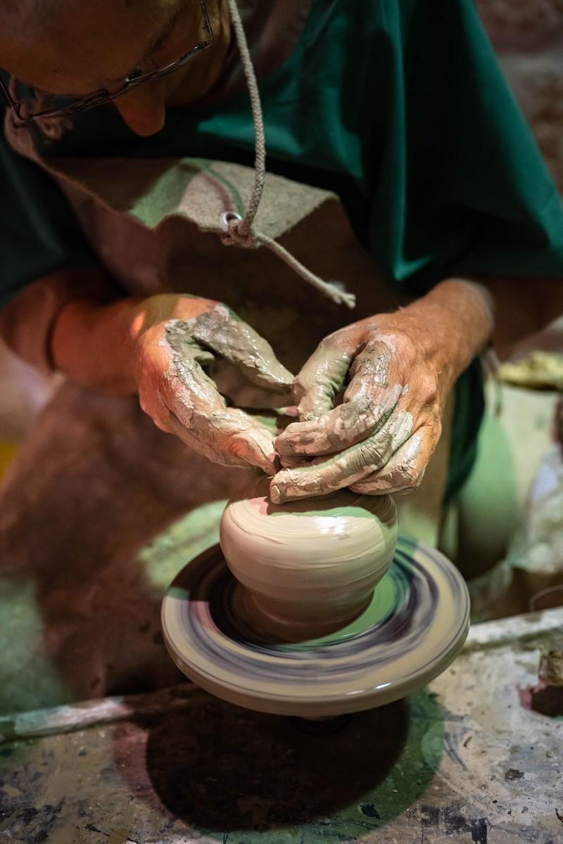 Ustvarjanje posode