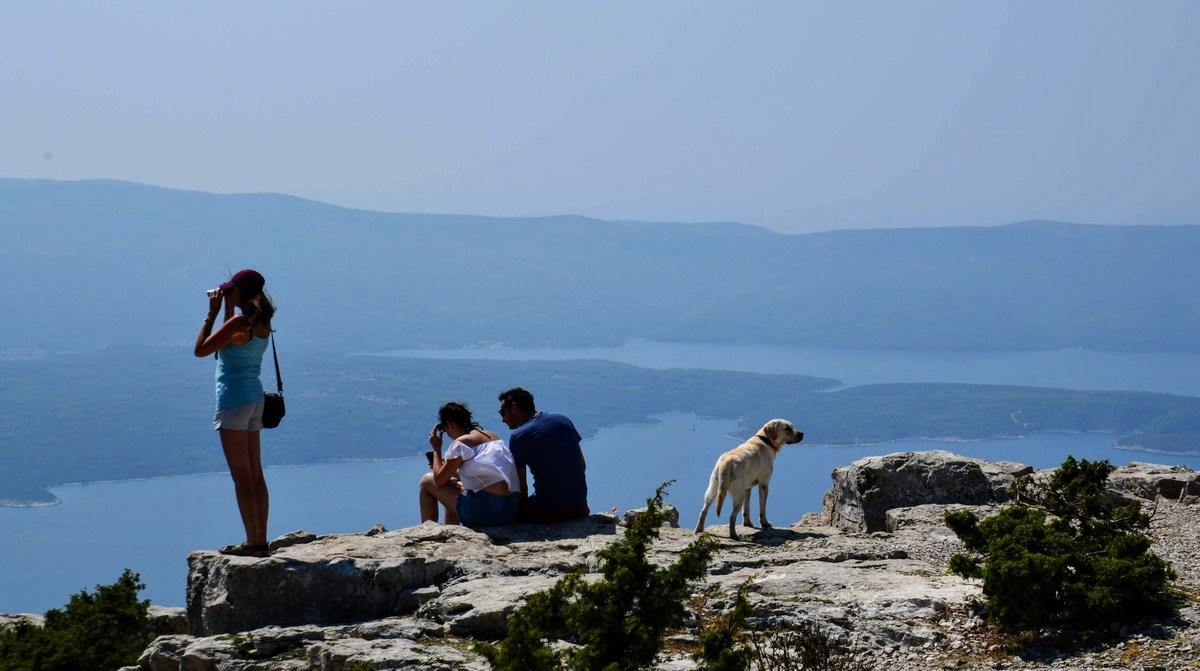 Vidova Gora, najvišji vrh jadranskih otokov
