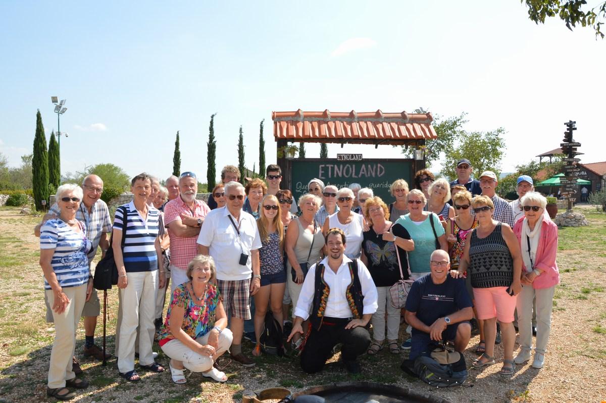Turistična skupina