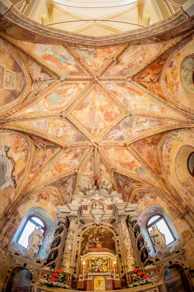 Freske v cerkvi svetega Nikole