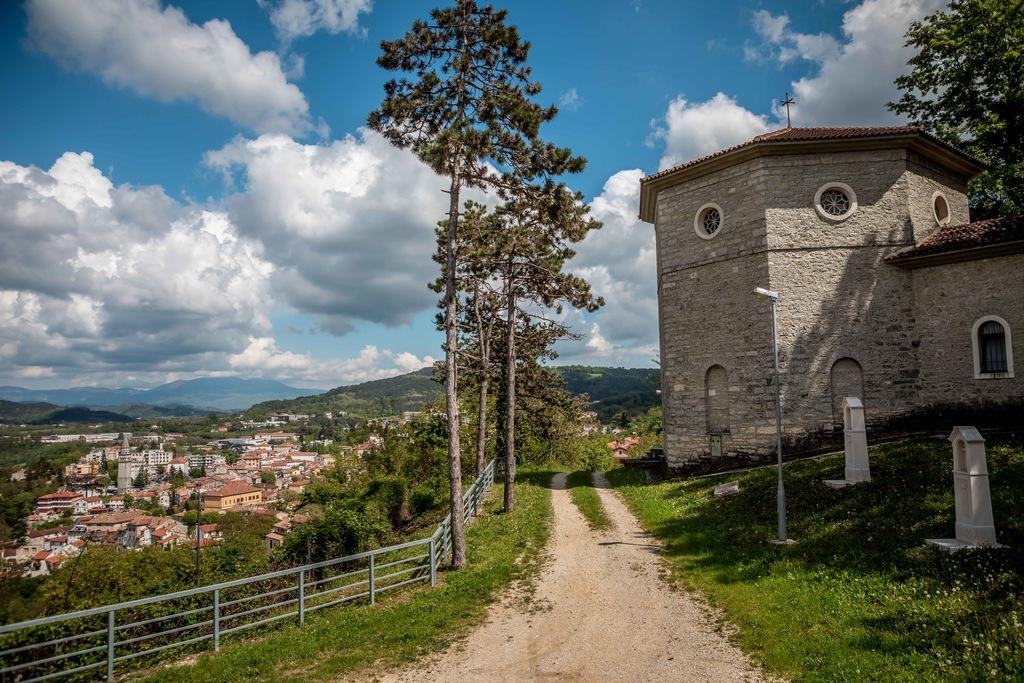 Pazin, cerkev svetega groba