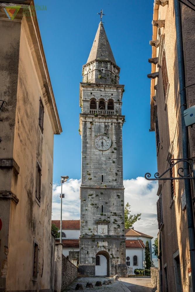 Zvonik v Pazinu