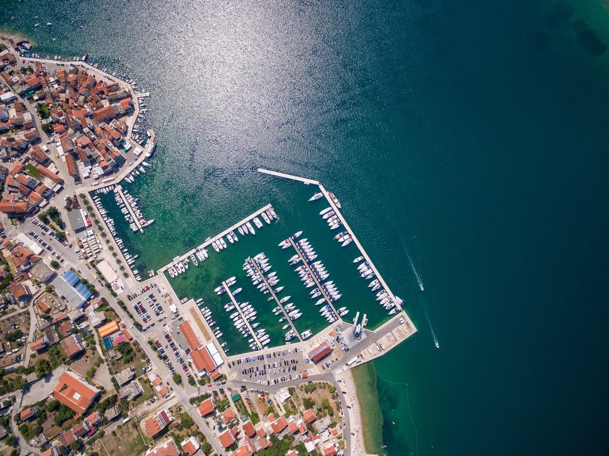 Marina iz zraka