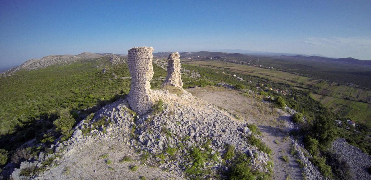 Utrdba v Kašiću, razgledišče