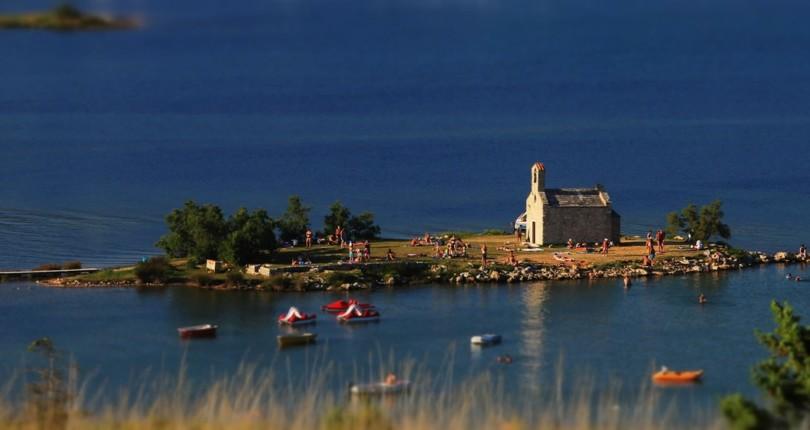 Posedarje ob Novigradskem morju