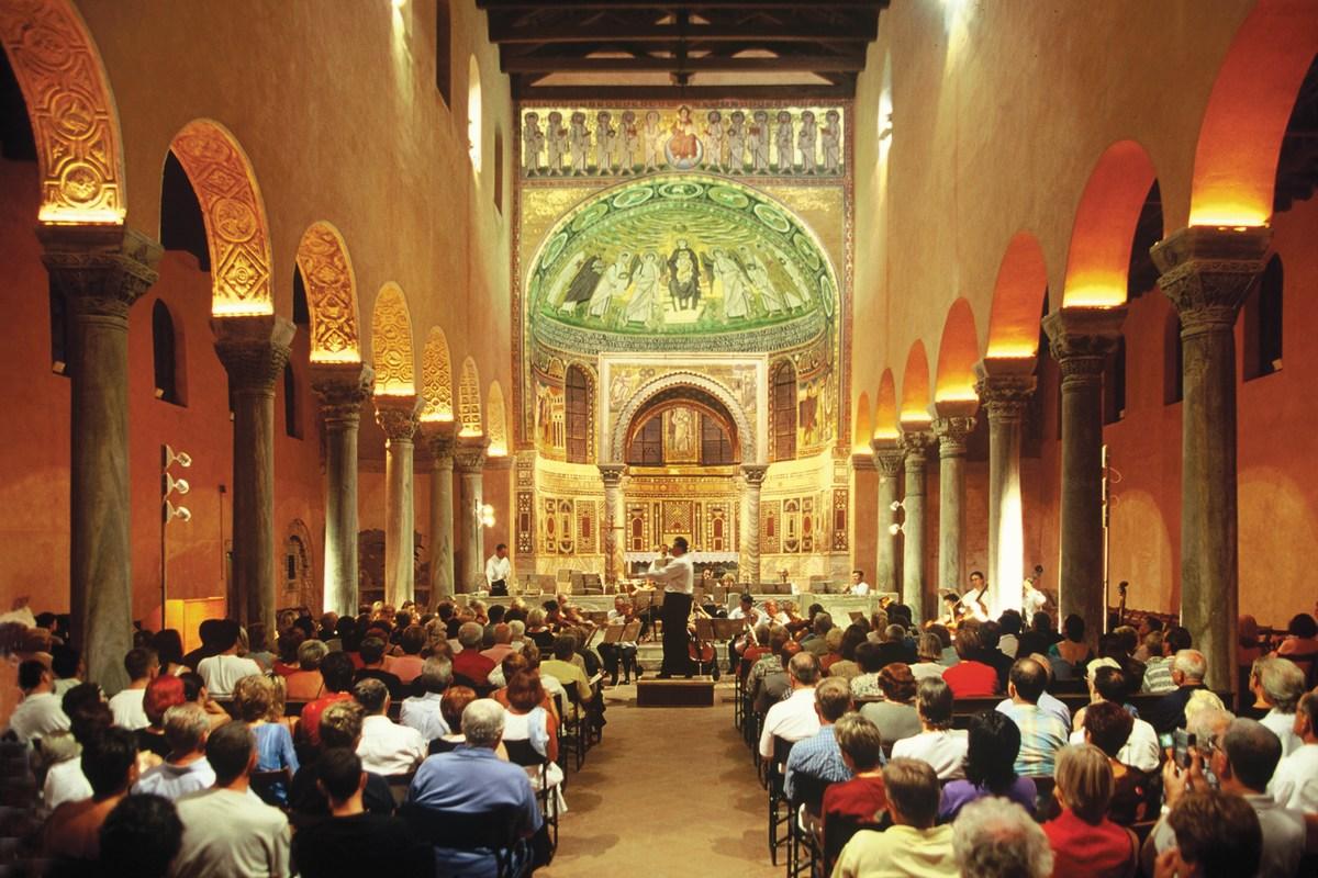 Evfrazijeva bazilika, biser bizantinske kulture