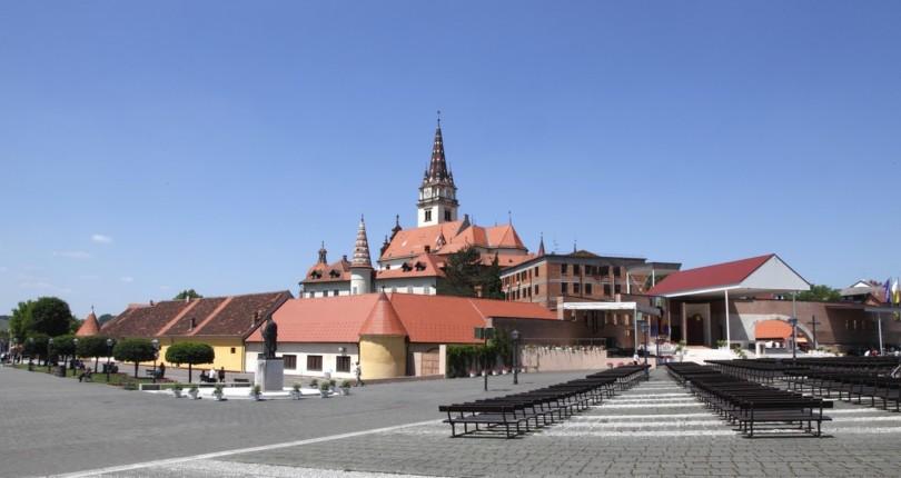 Marija Bistrica, največje hrvaško romarsko svetišče
