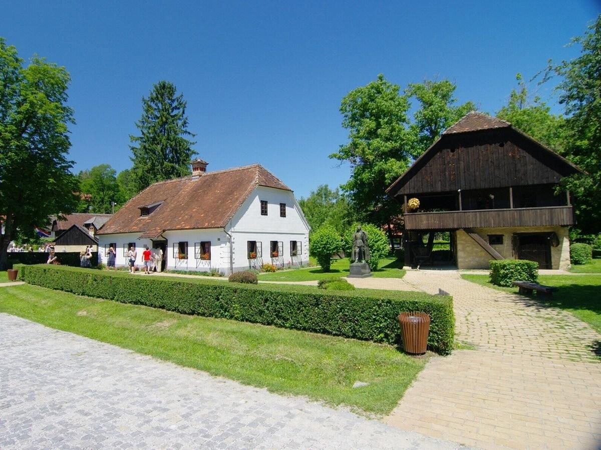 Kumrovec, Staro selo