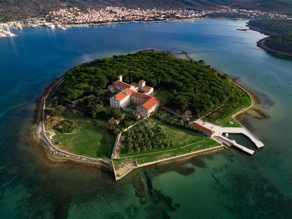 Košljun, otok muzej