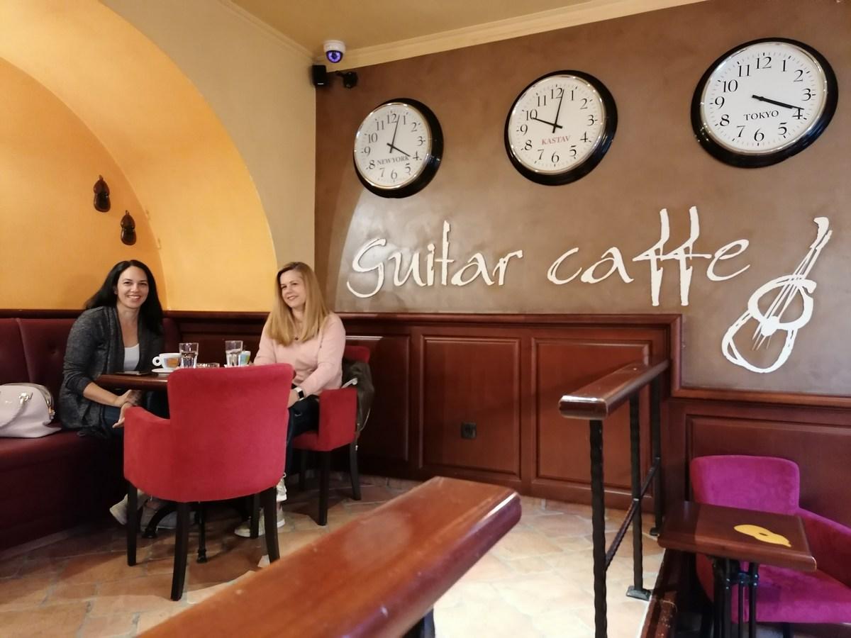 GUITAR CAFFE