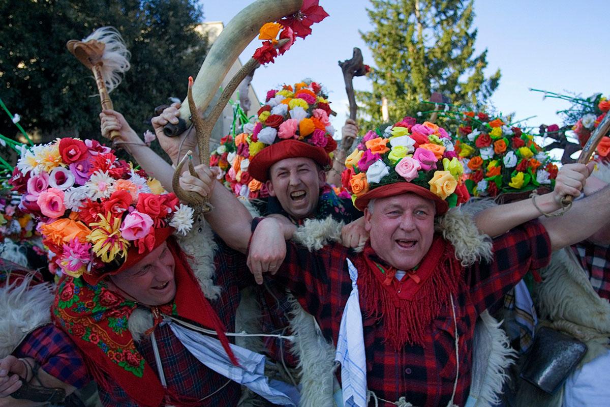 Reški karneval; praznik pustnih mask